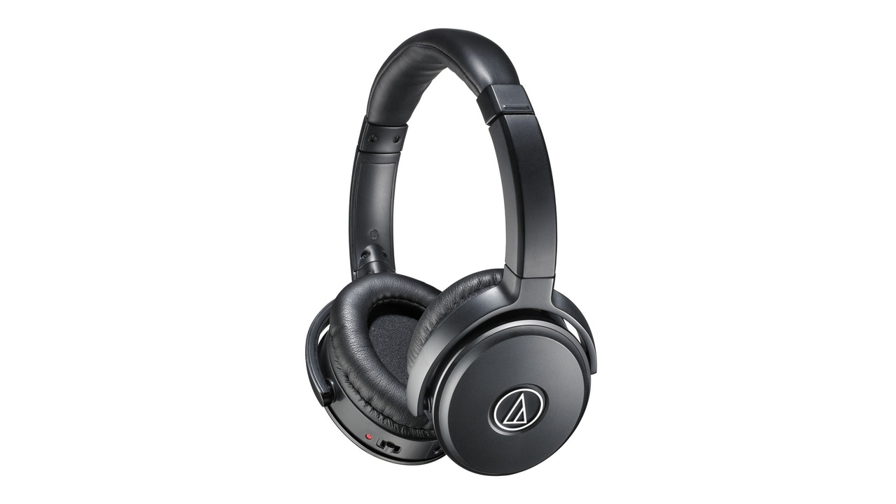 The Audio Technica ATH ANC50iS
