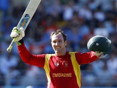 Afghanistan vs Zimbabwe: Brendan Taylor slams majestic ton to help visitors to 154-run victory