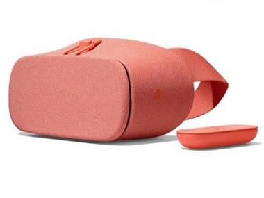 The New Daydream View Headset. Image; Droid Life.