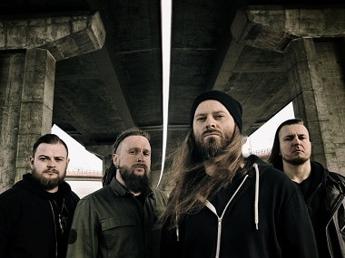 Members of Decapitated. Image from Twitter.