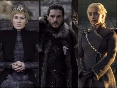 A still from the show Game of Thrones. Images via HBO