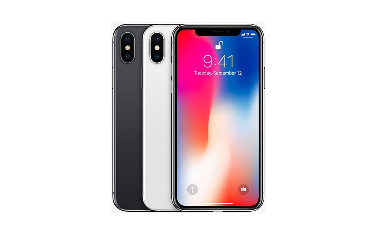 The Apple iPhone X