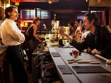 James Franco in The Deuce. Image from Twitter/CineApp