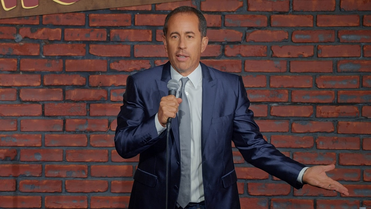 Jerry Seinfeld keeps hope alive for possible sitcom revival