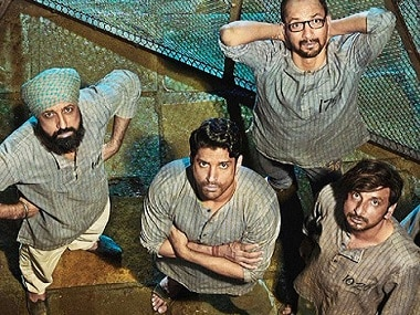 Lucknow Central movie review: Farhan Akhtar-starrer see-saws between musical drama, message film