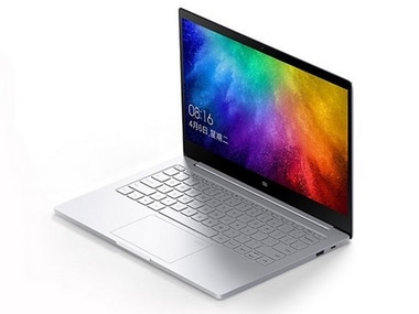 Representative Image, 2017 Mi Notebook