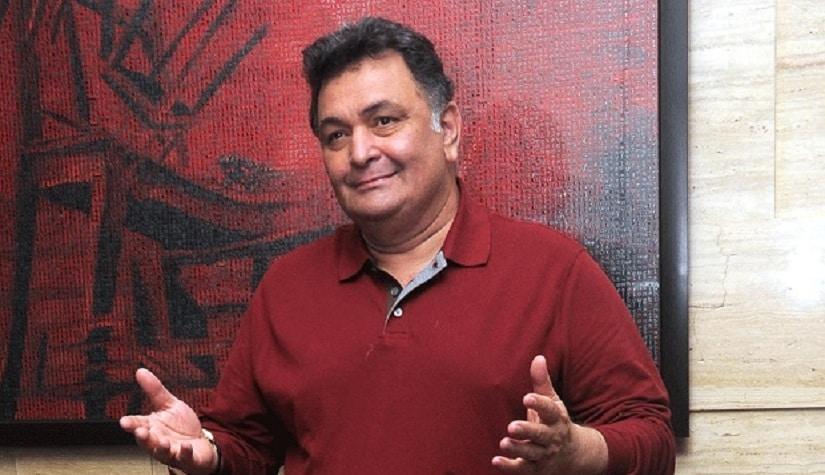 Rishi Kapoor. File Photo