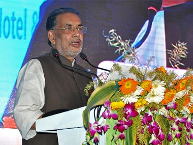 File image of union agriculture minister Radha Mohan Singh. Getty images