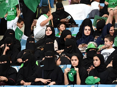 Saudi Arabia to allow women to watch football matches in stadiums for the first time on Friday