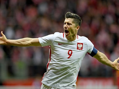 FIFA World Cup 2018 qualifiers: Robert Lewandowski helps Poland qualify; Germany maintain perfect record