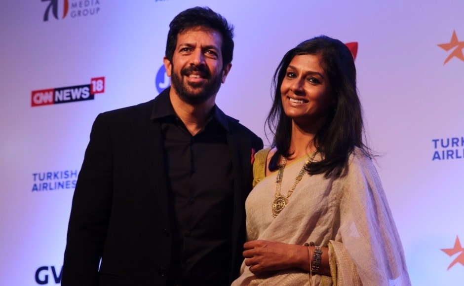 """Kabir Khan, head of jury, Dimensions Mumbai said, """"I am very excited to be judging this section. Digital space will dominate in no time soon and what better platform than this for short films."""" Kabir was accompanied by Nandita Das."""