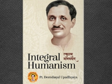 The booklet published by MEA on Deendayal Upadhayaya. Source: MEA website