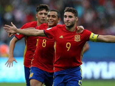 Spain will look to Abel Ruiz for his élan and panache when he leads them to a battle against another continental champion, Mali on Wednesday. GettyImages