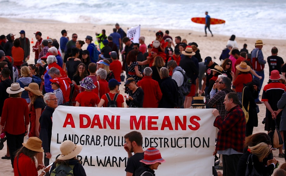 Analysts have raised doubts on whether Adani can fund the mine at an initial cost of $4 billion, given the global backlash to invest in fossil fuels. Reuters