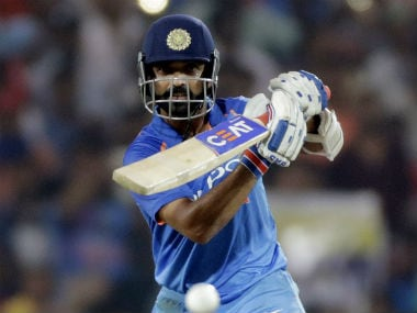 India vs Sri Lanka: Ajinkya Rahane's absence from ODI side belies team's horses-for-courses policy