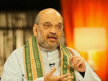 File image of BJP president Amit Shah. News18