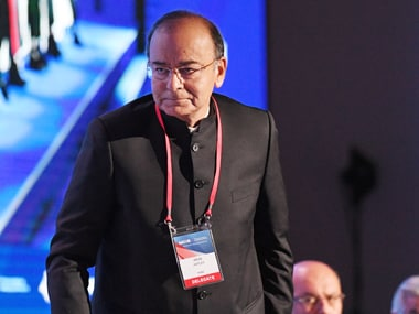 File image of Finance Minister Arun Jaitley. AFP.