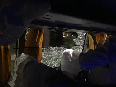 India vs Australia: Guwahati police make four more arrests over stone thrown at visitors' tour bus