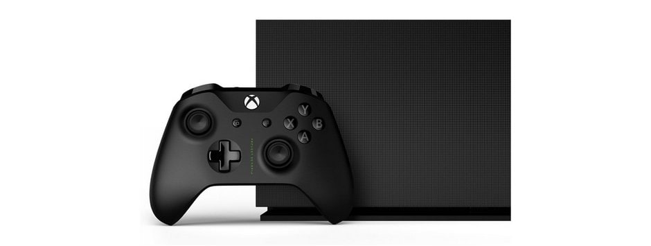 Microsoft likely to bring new boot up screen on Xbox One X when it starts shipping on 7 November