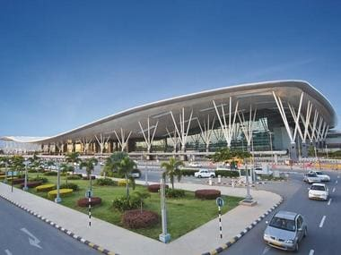 Kempegowda International Airport. Image: BIAL