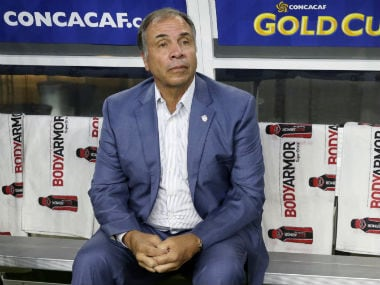 Bruce Arena had previously coached USA to the quarter-finals of the 2002 FIFA World Cup. AP