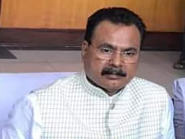 Assam industry minister Chandra Mohan Patowary. Image courtesy Patowary's Twitter handle