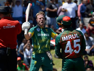 South Africa vs Bangladesh: AB De Villiers returns in style to blow away Tigers in Paarl