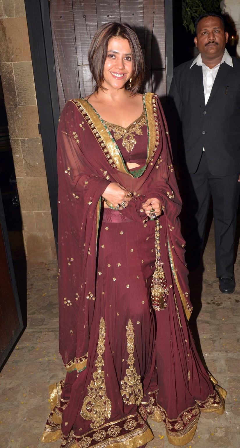 Ekta Kapoor. Image by Firstpost/Sachin Gokhale.