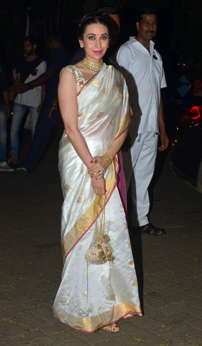 Karisma Kapoor. Image by Firstpost/Sachin Gokhale.