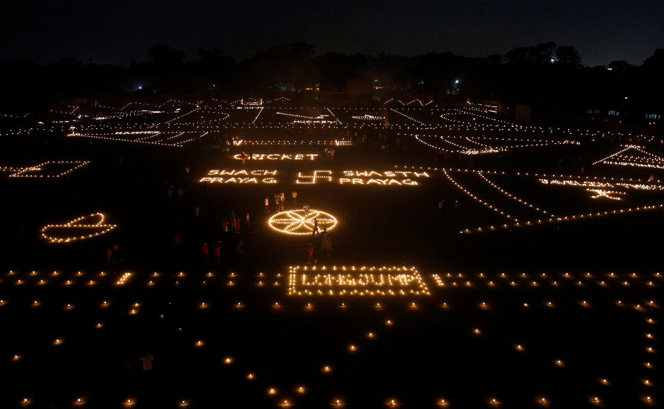 The festival, also known as Deepavali, is spread across five days, like most North Indian states. It begins with Dhanteras, followed by Choti Diwali, Lakshmi Pujan, Govardhan Puja, and finally culminates in Bhai Dooj. Reuters