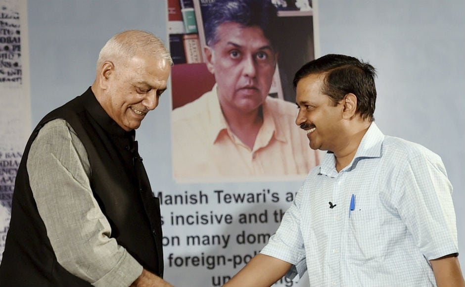 The Aam Aadmi Party leader also said that an