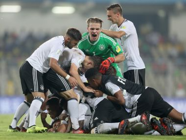 FIFA U-17 World Cup 2017: Germany's sloppiness overshadows glimpses of excellence in scrappy Costa Rica win