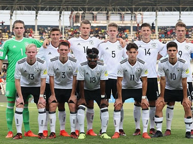 FIFA U-17 World Cup 2017, Germany vs Guinea, Football Match Result: Fiete Arp's brace gives Germany victory