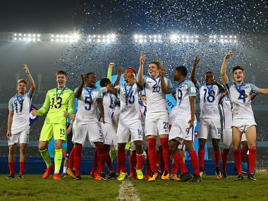 England played with an attractive brand of football throughout their World Cup campaign. GettyImages