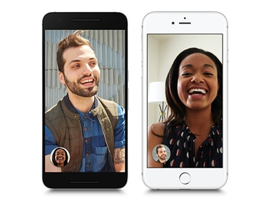 Google Duo lets you record and send 30-second video voicemail clips incase someone misses your call