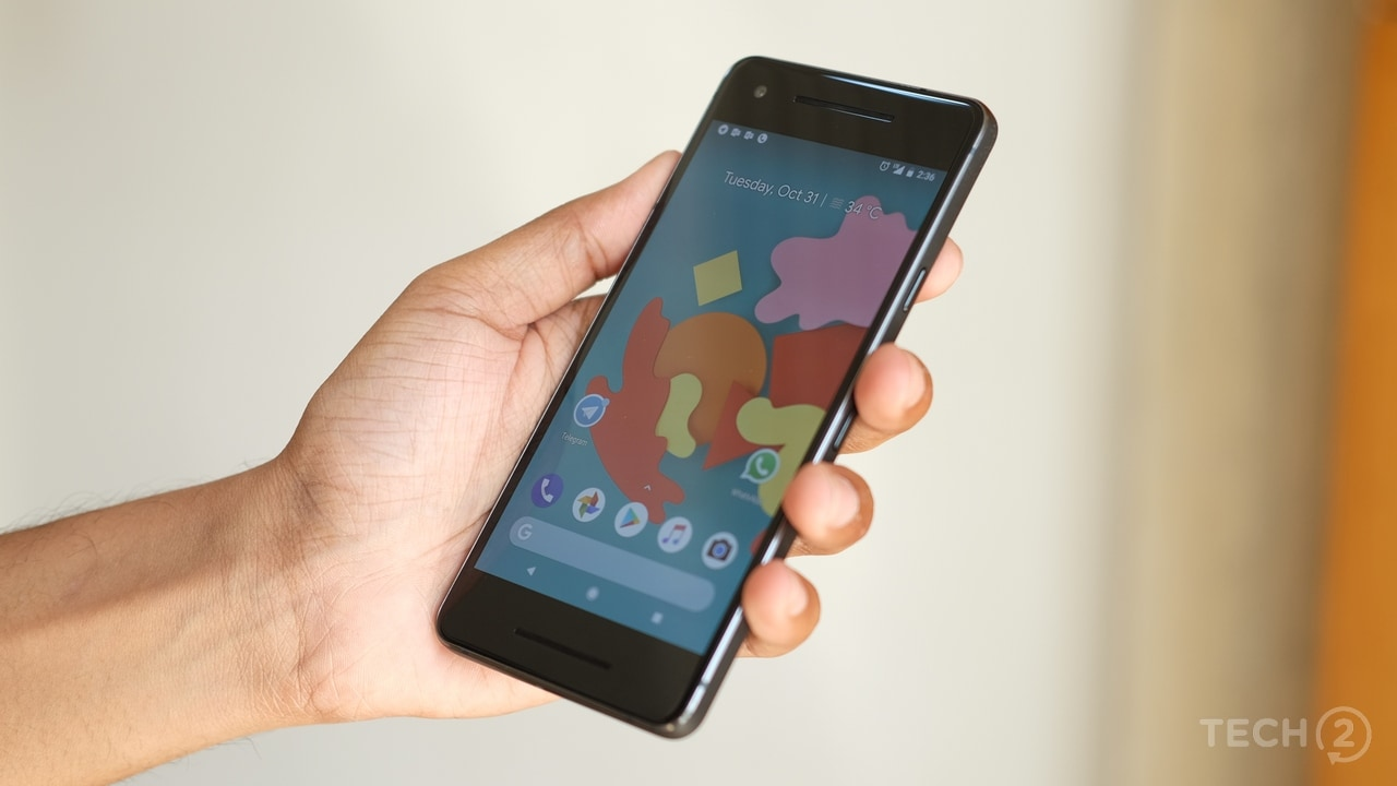 It just doesn't look special for a Rs 61,000 smartphone
