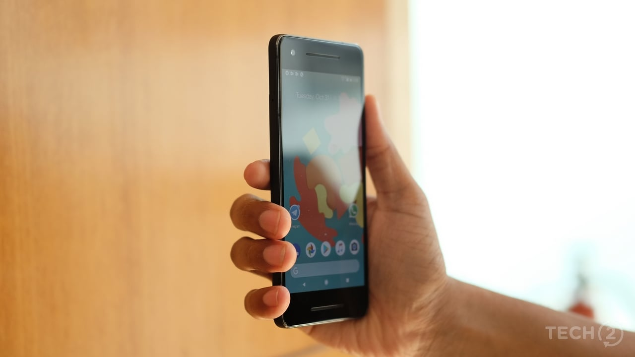 The Pixel 2 could be the most underrated smartphone to come out this year