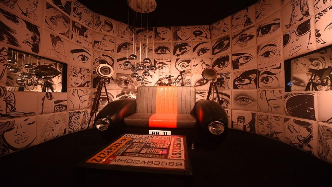 Interiors Bigg Boss 11 House - Confession Room 1280