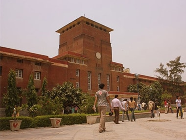 File photo of JNU. Image courtesy: IBN