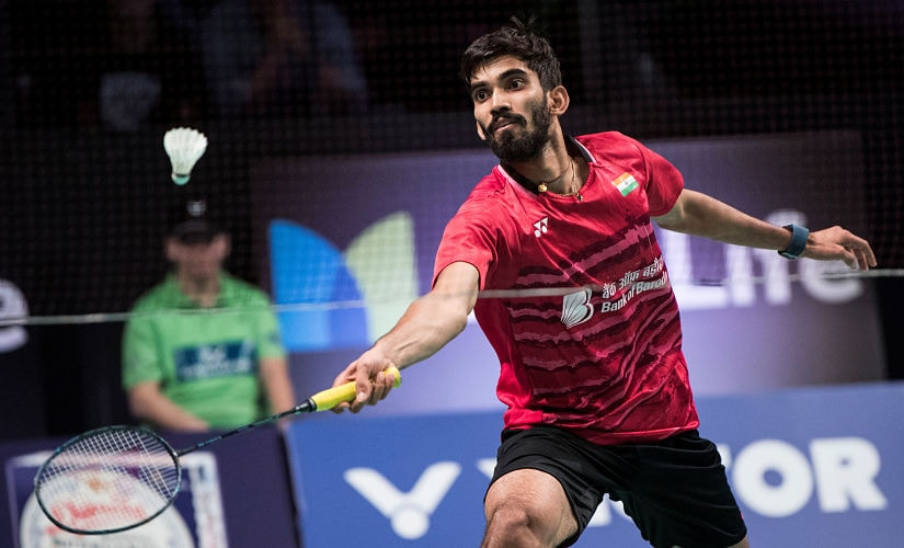 Kidambi Srikanth defeated Lee Hyun Il of Korea to clinch Denmark Open Super Series title. Reuters