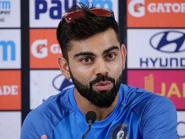 India vs Sri Lanka: Virat Kohli feels Vijay Shankar could be a back-up all-rounder for overseas tours