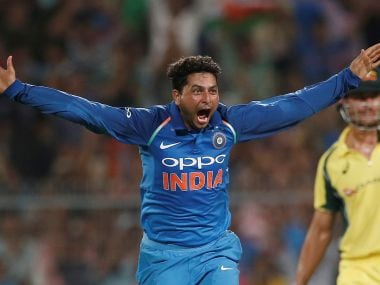 Kuldeep Yadav has been impressive ever since making his way into India's limited-overs side. Reuters