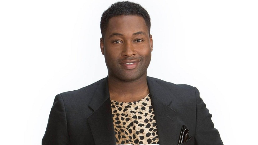 Mychael Knight. Image courtesy: Facebook/ Project Runway
