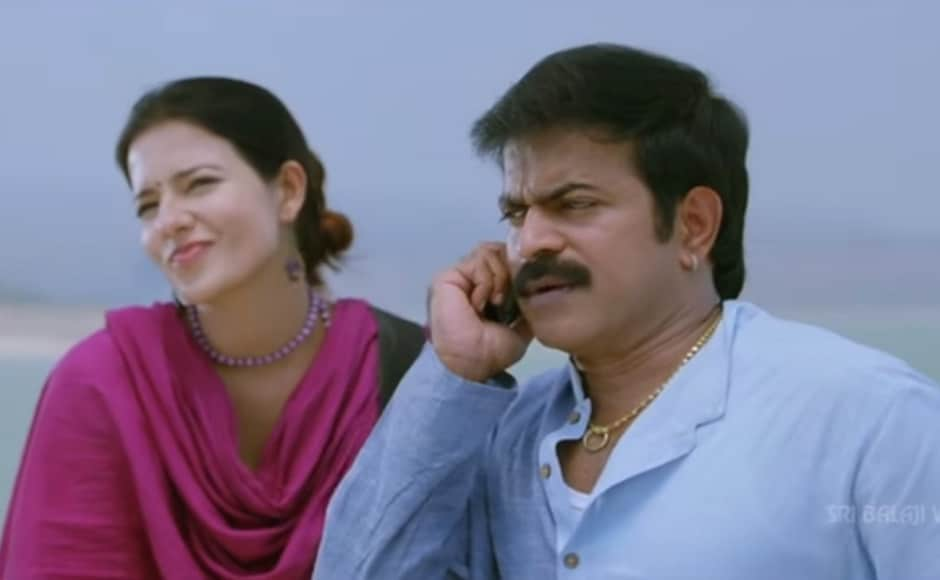 His 2010 film Maryada Ramanna was so popular that it had four remakes. SS Rajamouli was inspired by Buster Keaton's Our Hospitality, which led him to direct this action comedy starring Sunil and Saloni Aswani. Youtube screengrab