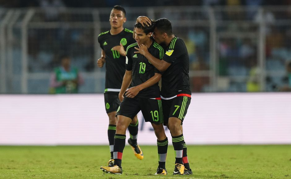 Diego Lainez gave Mexico hope with a second half brace but England held on to win the game 3-2. GettyImages