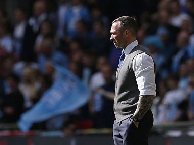 File image of Michael Appleton. Reuters