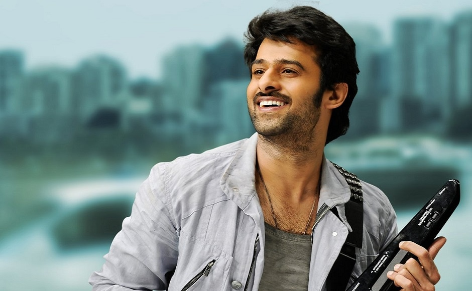 Mirchi (2013) is a thriller which sees Prabhas as a man who returns to his hometown to reform his girlfriend's criminally inclined family. Prabhas's character dark past is revealed in the process. Image from Twitter.