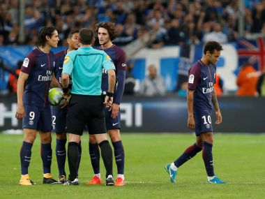 Ligue 1: Paris Saint-Germain face uphill battle against Nice in Neymar's absence; Monaco travel to Bordeaux
