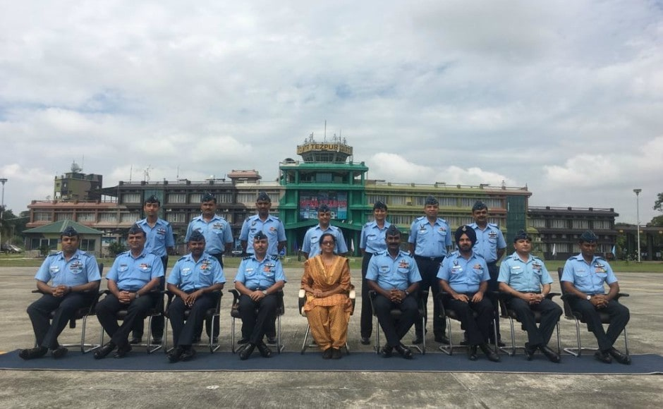 Meanwhile, Air Chief Marshal BS Dhanoa, while addressing IAF personnel on the Air Force Day on Sunday, said that the IAF was prepared to fight a war at a short notice. Twitter @DefenceMinIndia