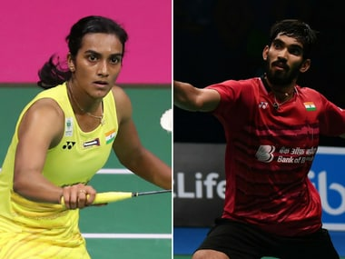 PV Sindhu and Kidambi Srikanth are India's bets bets for a title at the Denmark Open. Getty